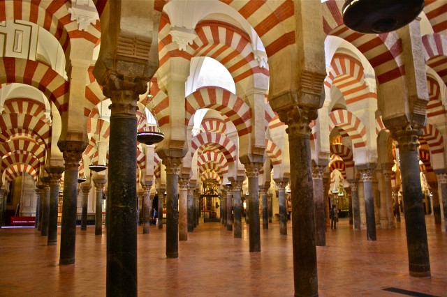 La Mezquita di Cordoba