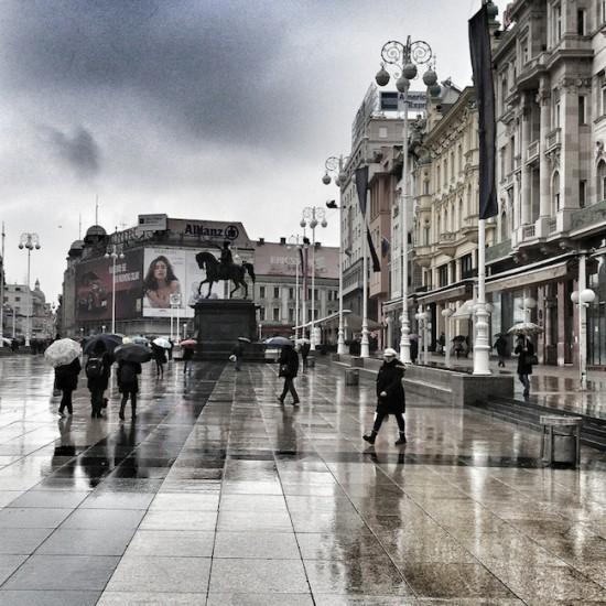 Zagreb trg