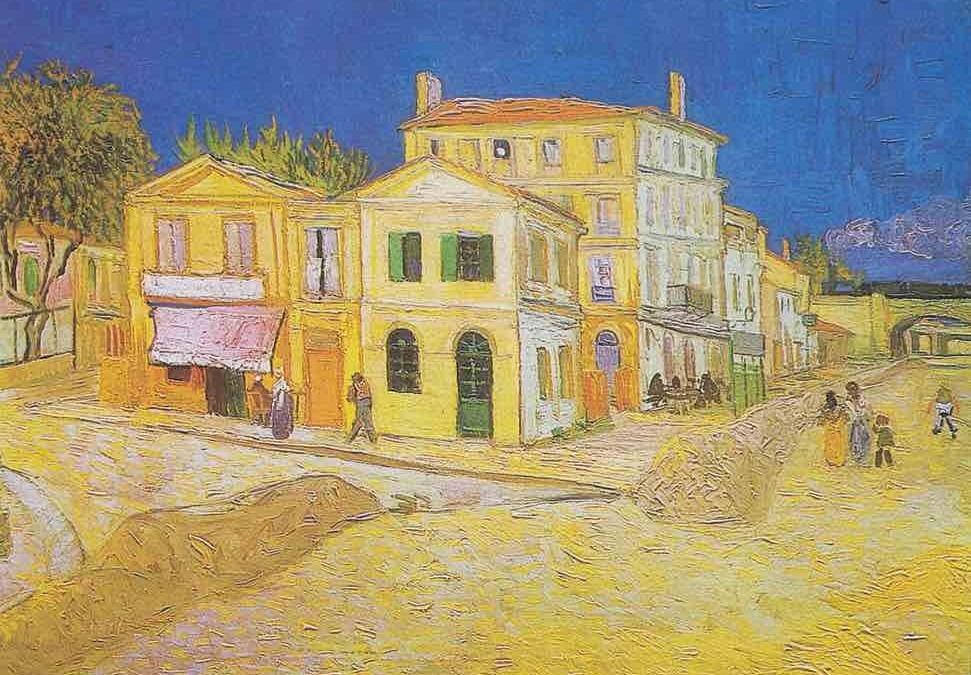 Arles, piena di sole