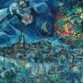 Marc Chagall, Gli amanti di St. Paul de Vence