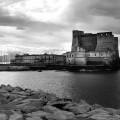 rientro a Napoli - veduta di Castel dell'Ovo