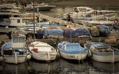 Quell'isola di fronte a Capri