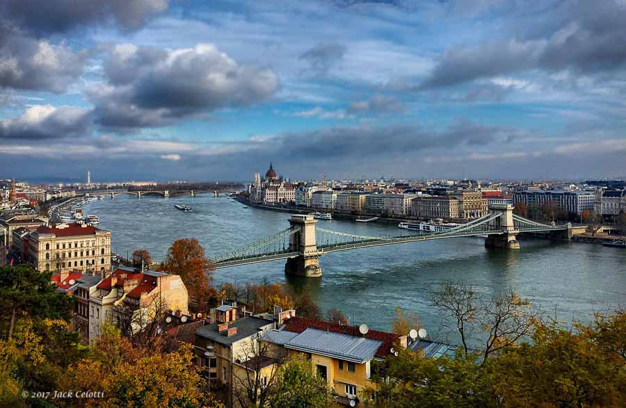 Due giorni e mezzo a Budapest