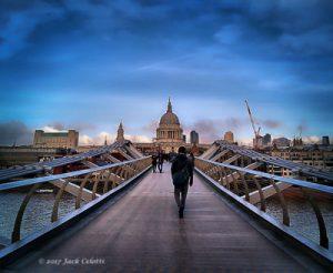 Londra, Millennium Bridge