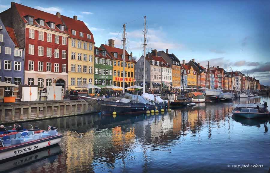 dopo Londra, Nyhavn (Copenaghen)